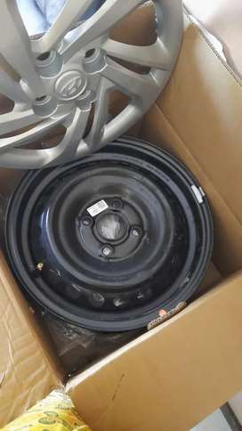 Grand i10 Rims and mags
