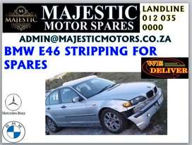 Bmw e46 stripping for spares