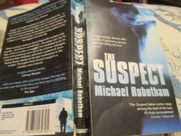 книга детектив the suspect michael robotham английский язык