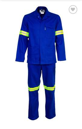 Bargain High Vis 2 piece Overalls @ R350