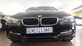 BMW 3 series sedan 320d F30 auto blank colour