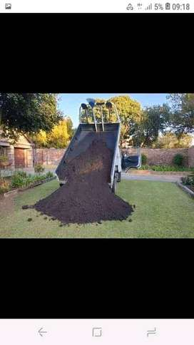 Compost, Lawn dressing and chicken manure