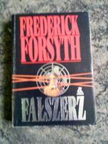 książka fałszerz f. forsyth