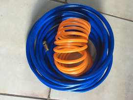 Fragrance air hoses second hand used once