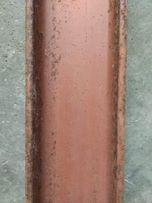 швелер 12 столбики для забора h2.30м