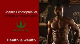 Fitness coach and Herbalife distributor