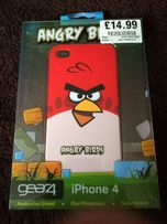 iPhone4 Angry Birds