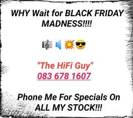 Early Black Friday Specials