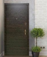 Входные металлические бронированные двери бронедвери в квартиру офис