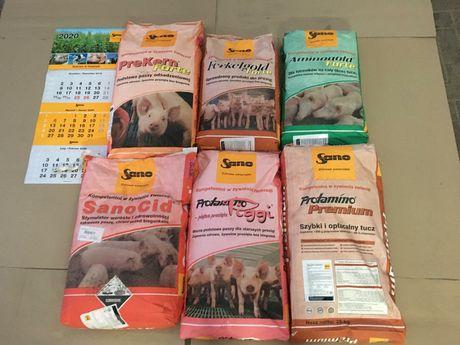 Премікси та Кормові добавки для свиней,ВРХ,птиці Та ШРОТ соєвий