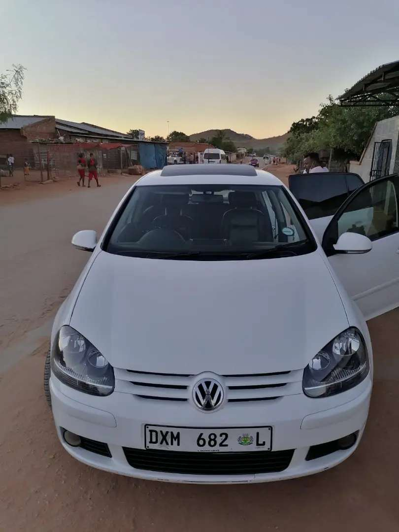 Golf 5 gti very reliable car for a giveaway price of R115 000