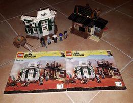 Lego 79109 Одинокий рейнджер Решающий бой в Колби Сити