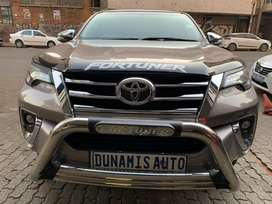 Toyota fortuner 2.8 GD6