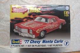 Revell Snap Tite 77 Chevy Monte Carlo