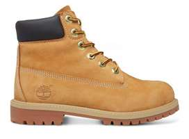 TIMBERLAND Junior Icon 6 inch premium boot Wheat