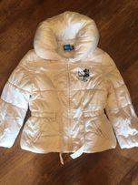 Куртка белая