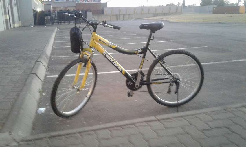 cyclone bicycle 0