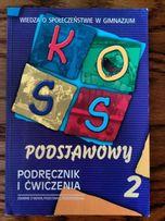 KOSS 2 Podręcznik i ćwiczenia- gimnazjum