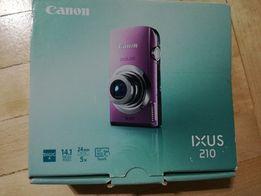 Aparat cyfrowy Canon IXUS 210 różowy