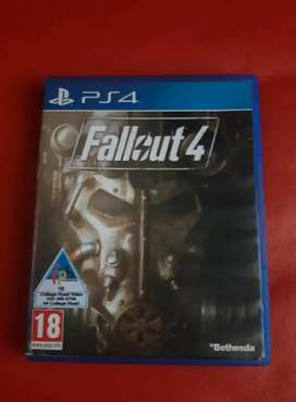 Fallout 4- PS4 Game