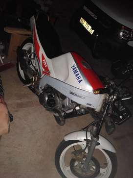 Tzr125 2stroke to swap for a offroad