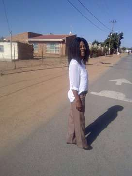 Active LESOTHO maid/nanny/cleaner/housekeeper needs work