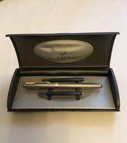 Перьевая ручка Parker SONNET 17 Stainless Steel GT FP F 84 111