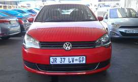 VW POLO VIVO 1.4 SEDAN