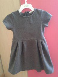 Осенние платья для девочки 2-3 года
