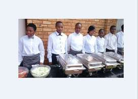 Hospitality staff for hire waitersss bartenders