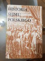 Historia sejmu polskiego tom I