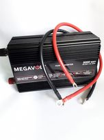"""Преобразователь 24-220 3000w """"Megavolt"""".Инвертор 24/220"""