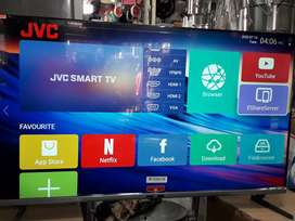 JVC 43inch Smart TV for only R4700 with a WARRANTY.  Free Delivery