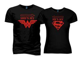 Koszulka dla Par Walentynki prezent