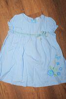 Платье сарафан сукня платьице Piccolo хлопок на девочку 18 мес