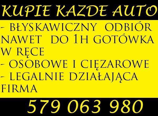 SKUP AUT samochodów 24h,Kepno i okolice,najwyższe ceny( ͡€ ͜ʖ ͡€) Kępno - image 2