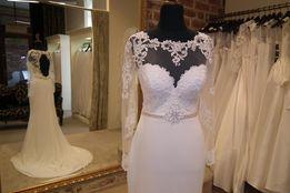 Suknia ślubna Fadwa Secret Angel roz 36 salon Madonna