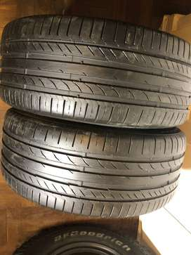 245 45 R18 Continental Tyres