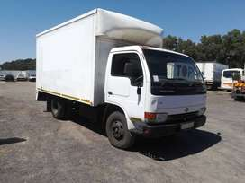 2006 Nissan UD35 (3.5 ton) with volume body