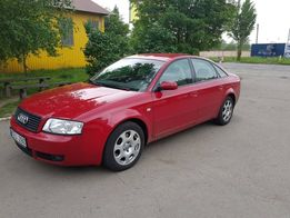 Audi a6 c5 ауди