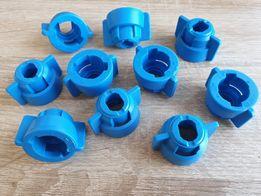 Kołpak kombi SW8/10 niebieski kołpak rozpylacza pokrywka dyszy