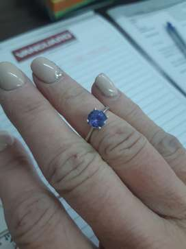 1ct tanzanite ring