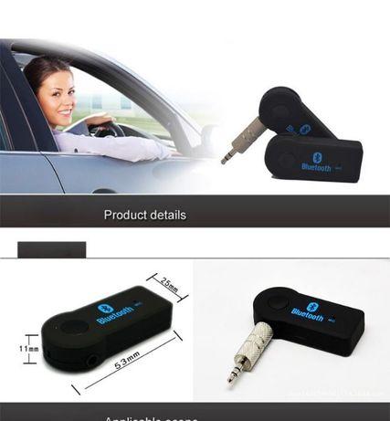 Bluetooth AUX приемник адаптер блютуз гарнитура беспроводые наушники Кривой Рог - изображение 6
