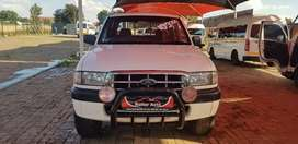 Ford ranger 2500tdi double cab for sale