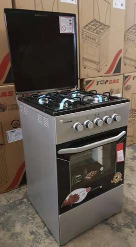Top gas gas stoves