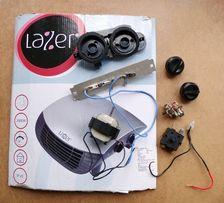 Тепловентилятор Lazer FHB30 (на детали, запчасти) обогреватель 2000W