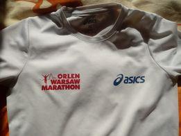 Koszulka sportowa. Asics. ORLEN Warsaw Marathon rozm.M