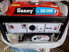 1800DC 2 stroke Sunny Generator for only R2400 free Delivery