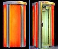 продам Вертикальный Солярий турбо 56 ламп