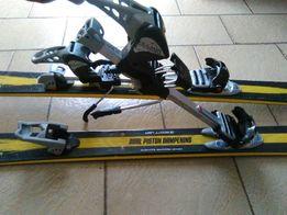 Narty skitour z wązaniami Ski DIAMIR SCOTT USA